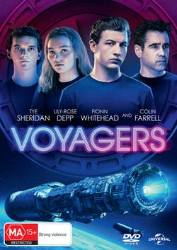 Voyagers [DVD]