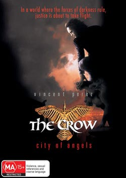 The Crow: City of Angels [DVD]