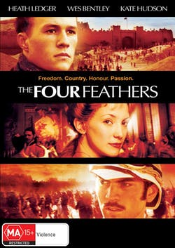 The Four Feathers [DVD]
