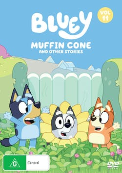 Bluey: Volume 11 - Muffin Cone and Other Stories [DVD]