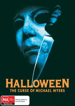 Halloween 6 - The Curse of Michael Myers [DVD]