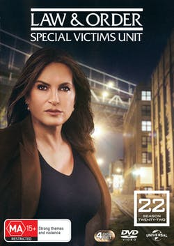 Law and Order - Special Victims Unit: Season 22 (Box Set) [DVD]