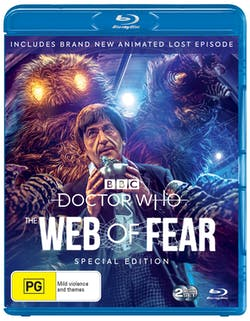 Doctor Who: The Web of Fear [Blu-ray]