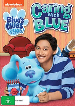 Blue's Clues and You! - Caring With Blue [DVD]