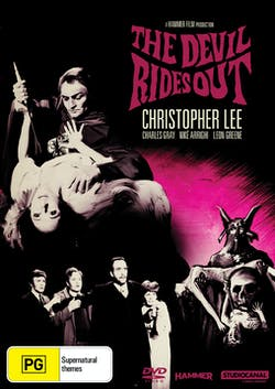 The Devil Rides Out [DVD]