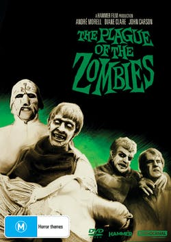 The Plague of the Zombies [DVD]