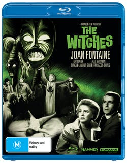 The Witches [Blu-ray]