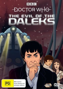 Doctor Who: The Evil of the Daleks (Box Set) [DVD]