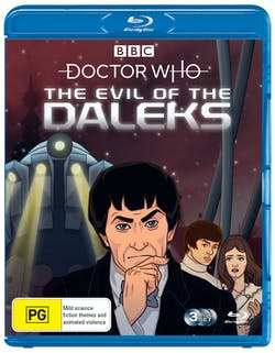 Doctor Who: The Evil of the Daleks (Box Set) [Blu-ray]