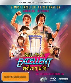 Bill & Ted's Excellent Adventure [UHD]
