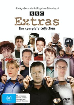 Extras: The Complete Collection (Box Set) [DVD]
