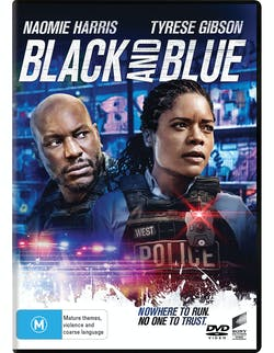 Black and Blue [DVD]