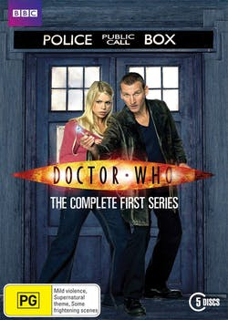 Doctor Who: The Complete First Series (Box Set) [DVD]