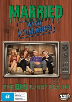 Married With Children: The Complete Series (Box Set) [DVD]